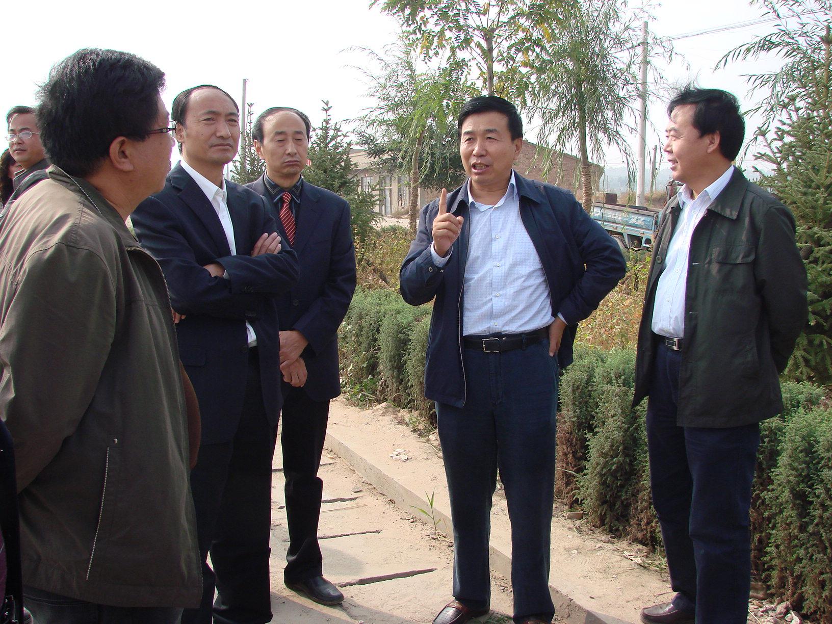 张畔镇等相关部门和单位